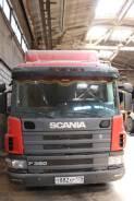 Scania. Skania p114 ga6x4nz380, 10 640 куб. см., 28 000 кг.