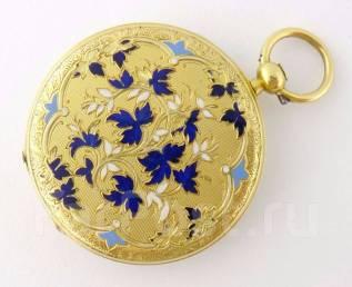 Часы старинные Швейцария золото 750. Оригинал. Под заказ