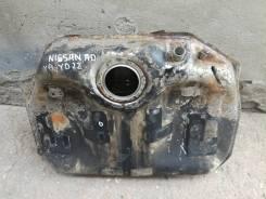 Бак топливный. Nissan Wingroad, VFY11, VY11 Nissan AD, VY11, VEY11, VFY11 Двигатели: QG15DE, QG13DE