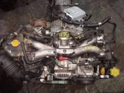 Двигатель в сборе. Subaru Forester, SG5 Subaru Impreza WRX Subaru Impreza Subaru Exiga Двигатель EJ205. Под заказ