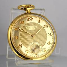 Часы старинные золото 750 Швейцария. Оригинал. Под заказ
