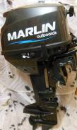 Marlin. 9,80л.с., 2-тактный, бензиновый, нога S (381 мм), Год: 2014 год