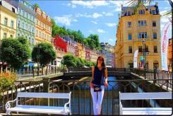 Чехия, Карловы Вары- бизнес с 1 квартирой + 3к. к. под Питером