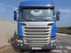 Scania G. Седельный тягач Скания G440 4x2, 13 000 куб. см., 25 000 кг.