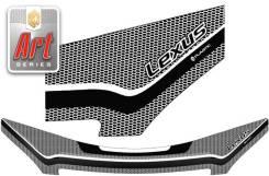 Дефлектор капота (exclusive) Lexus GX 470