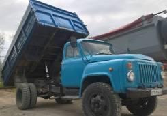 ГАЗ 53-02. Газ-53, 2 400 куб. см., 5 000 кг.