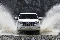 Toyota Land Cruiser Prado. Продам документы 2014 год!