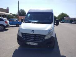 Renault Master. Грузовой фургон , 2 300 куб. см., 1 500 кг.