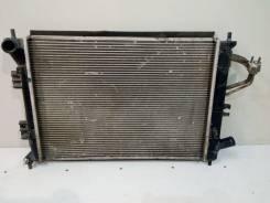 Кассета радиатор охлаждения мкпп и радиатор кодиционера kia ceed/cer. Kia cee'd Kia Cerato Kia Soul Hyundai Elantra. Под заказ