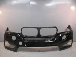 Бампер передний под омыв. фар bmw x5 f15 13- б/у 51113614 51113602 3. BMW X5, F15. Под заказ