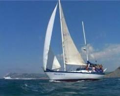 Продам парусно-моторную яхту. Длина 15,60м., Год: 1996 год