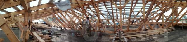 Деревянное домостроение из бруса. Церковь! Опыт плотника более 35 лет!