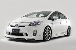 Губа. Toyota Prius