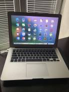 """Apple MacBook Air 13 2015 Early. 13.3"""", 1,8ГГц, ОЗУ 8192 МБ и больше, диск 256 Гб, WiFi, Bluetooth, аккумулятор на 10 ч."""