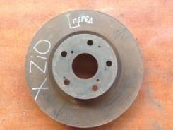 Диск тормозной. Toyota Mark X Zio, ANA15, ANA10 Двигатель 2AZFE