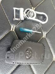 Чехлы для ключей. Toyota Land Cruiser, GRJ200, J200, URJ200, UZJ200, UZJ200W, VDJ200. Под заказ