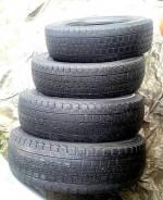 Dunlop. Зимние, износ: 30%, 4 шт