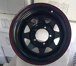 2Crave Wheels. 7.0x15, 5x139.70, ET25, ЦО 98,6мм.