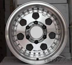 2Crave Wheels. 8.0x15, 5x139.70, ET-10, ЦО 110,1мм.