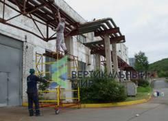 Окраска, покраска, Антикоррозийная защита металлоконструкций АКЗ
