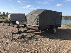 Курганские прицепы. Г/п: 750 кг., масса: 235,00кг.