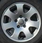 Audi. 7.0x15, 5x112.00, ET40, ЦО 56,6мм.
