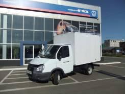ГАЗ Газель Бизнес. ГАЗель Бизнес изотермический фургон, 2 800 куб. см., 1 500 кг.
