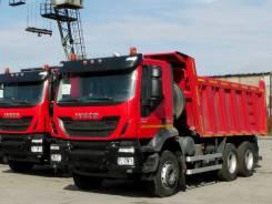 Iveco Trakker. Самосвал Iveco-AMT 653901 6х4 для работы в тяжелых дорожных условиях, 12 880куб. см., 23 000кг. Под заказ