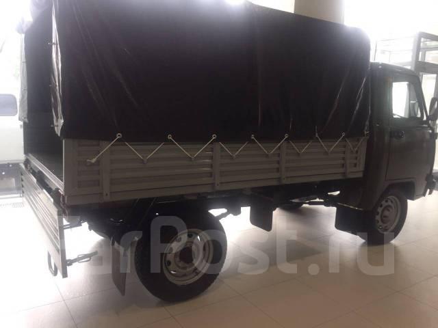 УАЗ 3303. Новый автомобиль УАЗ от компании Бизнесавто, 2 693 куб. см., 1 225 кг. Под заказ