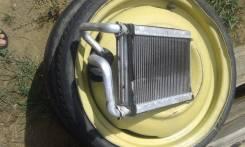 Радиатор отопителя. Toyota ist