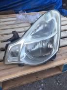 Фара. Nissan Bluebird Sylphy, G11 Двигатель HR15DE