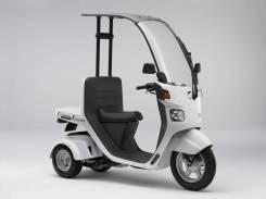 Honda Gyro Canopy. 49 куб. см., исправен, без птс, без пробега
