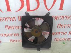 Вентилятор радиатора кондиционера. Honda Prelude