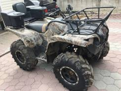 Yamaha Grizzly 700. исправен, без птс, с пробегом
