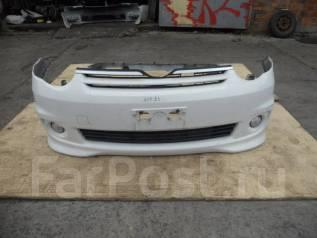 Обвес кузова аэродинамический. Toyota Sienta, NCP81, NCP81G