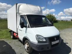 ГАЗ Газель Бизнес. ГАЗель Бизнес изотермический фургон, 2 900 куб. см., 1 500 кг.