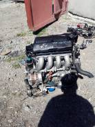 Двигатель в сборе. Honda Jazz Honda Fit, GE6 Honda Fit Aria Двигатель L13A