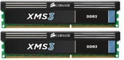 Оперативная память Corsar XMS 3 2*4gb