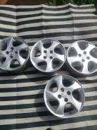 Mazda. 6.0x15, 4x100.00, ET45, ЦО 54,1мм.