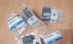 Клапан электропневматический SMC VT307-5D01-02F-Q 24VDC 0-0.7MPa SMC