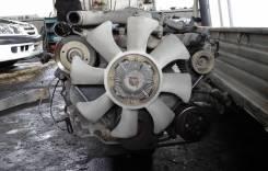 Двигатель в сборе. Nissan Atlas, N2F23 Двигатель TD25