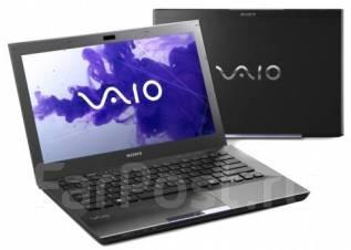 "Sony VAIO VPC-SA4S9R. 13.3"", 2,5ГГц, ОЗУ 6144 МБ, диск 105 Гб, WiFi, Bluetooth, аккумулятор на 6 ч."