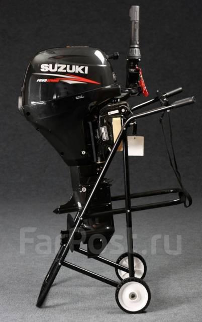 Suzuki. 9,90л.с., 4-тактный, нога S (381 мм)
