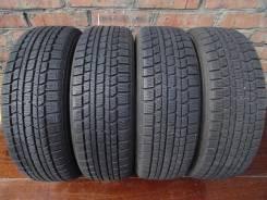 Dunlop DSX-2. Зимние, без шипов, 2011 год, износ: 5%, 4 шт