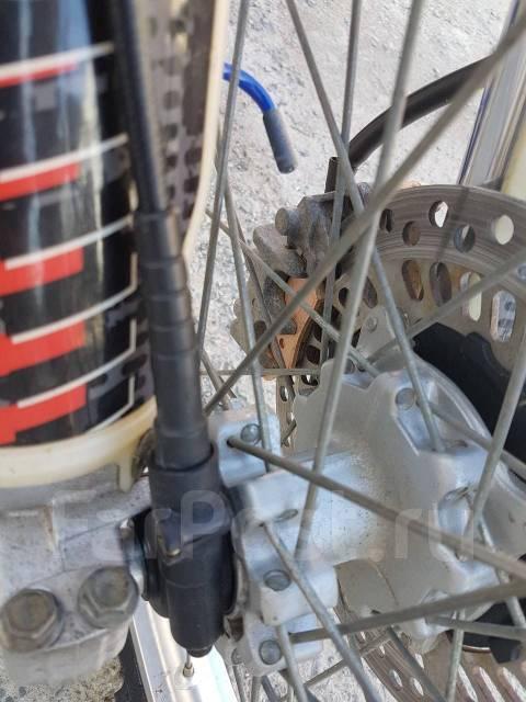 Honda CRM 250 AR. 250 куб. см., исправен, птс, без пробега