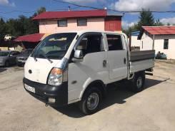 Kia Bongo III. Срочно продам грузовик 4WD, 2 900 куб. см., 1 000 кг.