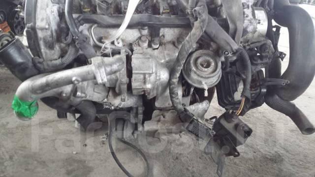 Двигатель комплектный 1.9D Z19DTR на Cadillac BLS