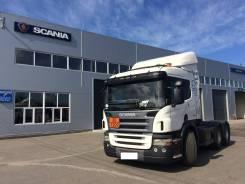 Scania. Продам тягач Р380 CA6x4HSZ, 11 705 куб. см., 28 100 кг.