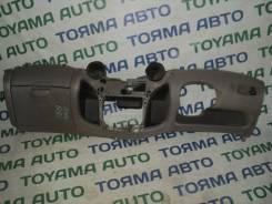 Панель приборов. Toyota Platz