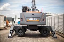 Atlas. Колесный экскаватор-перегружатель 250 MH. Под заказ
